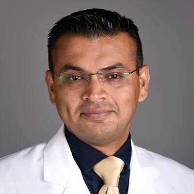 Dharmesh Suratwala, MD