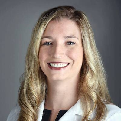 Kate Cahill, CRNA