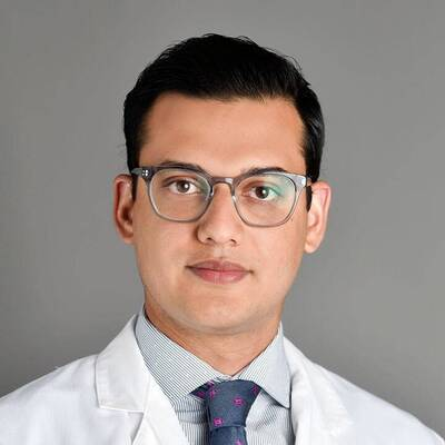 Nyal Borges, MD